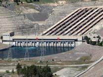 Atatürk Barajı'nda teknolojik yenilik