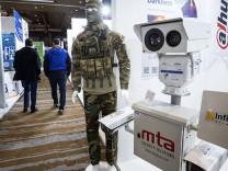 Son teknoloji güvenlik sistemleri görücüye çıktı