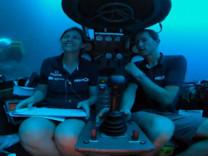 Okyanusun derinliklerinde ilk kablosuz canlı yayın