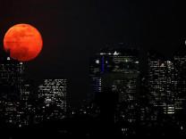 Süper Ay şöleninden Dünya'ya yansıyanlar