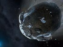 1500 tonluk meteor 2018'de Dünya'ya çarpmış!