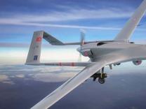 İşte SİHA'ların Akdeniz'deki ilk test uçuşu