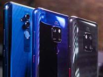 Huawei telefonlar değişiyor!