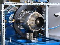 Kale'nin turbojet motoru başarıyla test edildi
