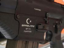 IDEF'te en yoğun ilgiyi silah stantları gördü