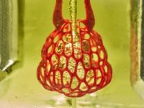 3D yazıcı ile damar ağı