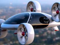 Bosch, uçan taksiler için sensör geliştiriyor