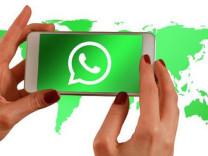 WhatsApp iPhone uygulamasına iki özellik birden