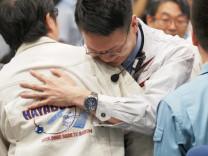 Hayabusa2 Ryugu asteroidine ikinci inişini yaptı