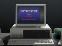 Stranger Things temalı Windows 1.0 sürümü