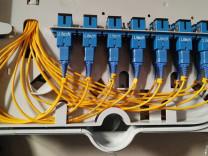 İstanbul'da kişi başına 3,1 metre fiber altyapı düşüyor