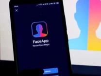 FaceApp'e FBI soruşturması yolda!