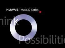 Huawei Mate 30 serisinin tanıtım tarihi ve teknik özellikleri