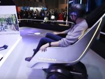 Oturarak seyahat etmek için koltuk üretildi