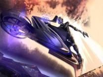 Lexus yeni uzay aracını tanıttı! Ay'a seyahat bununla yapılacak...
