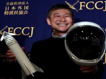 Ay seyahati için yanına kız arkadaş arıyordu! Japon milyarder fikrini değiştirdi