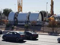 Boring Company, Las Vegas tünelinin kazısını bitirdi