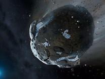NASA'dan göktaşı açıklaması! Çapı 4 kilometre