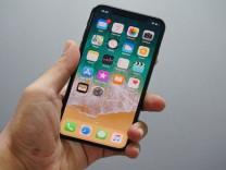 iPhone'da Android 10 çalıştırıldı!
