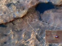 NASA'nın yayınladığı inanılmaz görüntüler