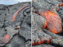 Kızıl Gezegen'in yüzeyindeki çamur 'lav gibi hareket ediyor'
