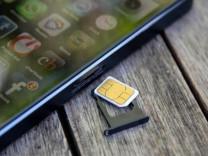 Telefonda SIM kart dönemi bitiyor