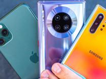 En iyi kameraya sahip telefonlar! İşte 12 model!