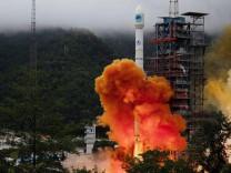 Çin'den uzay hamlesi!