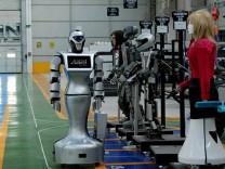 Türk robotları teknolojide rakiplerini solladı