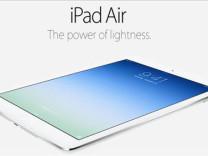 Android tabletler iPad'i geçti