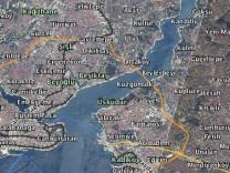 Yerli 'Google Maps' açıldı. İşte ilk görüntüleri
