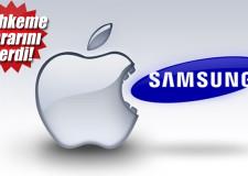 Samsung, Apple'a 120 milyon doları ödeyecek mi?