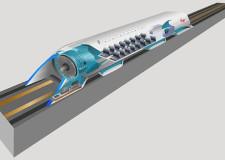 Ses hızında seyahat edecek tren geliyor