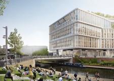 İşte internet devi Google'ın Londra binası