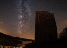 Perseid meteor yağmurundan nefes kesen kareler