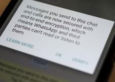 WhatsApp'ta yeni dönem başladı: Mesajlar artık kriptolu