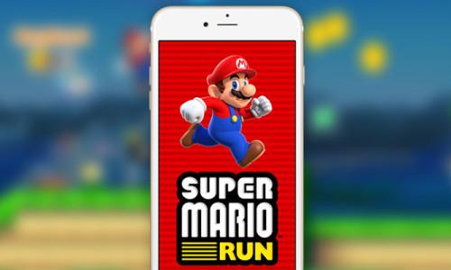 Super Mario Run App Store'da rekor kırdı
