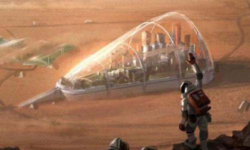 Bir ülke daha Mars'a gitmeye hazırlanıyor
