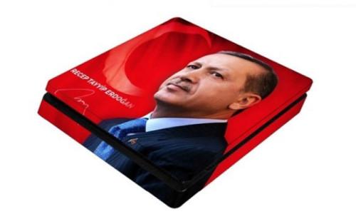 Erdoğan severler için özel PlayStation