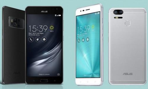 ASUS'tan iki yeni telefon müjdesi!