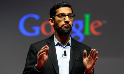Google CEO'su Pichai: Başarının anahtarı...