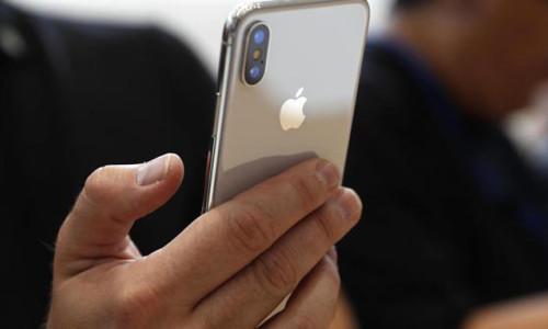 iPhone X'in ekranında şaşırtan özellik!