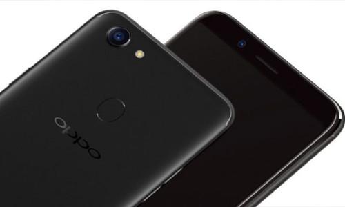 20MP ön kameralı Oppo F5 resmen tanıtıldı