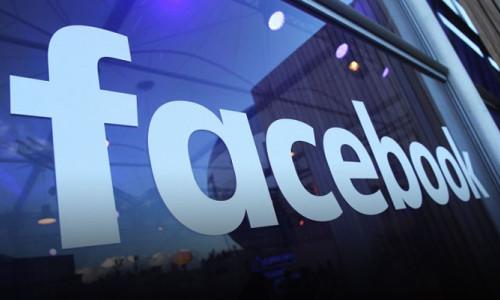 Facebook'tan tam sayfa Türkçe ilan