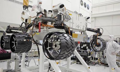 İşte NASA'nın yeni Mars aracı