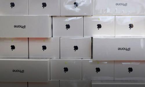 Türkiye'de kaçak iPhone 8 operasyonu!