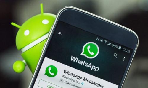 WhatsApp Android kullanıcılarına yeni özellikler geliyor!