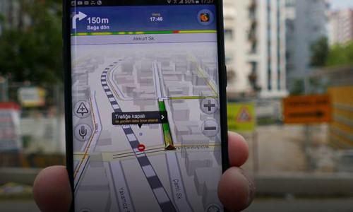 Yandex 'çevrimdışı navigasyon' dönemi