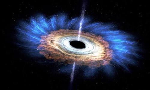 Galaksimizdeki kara delik önümüzdeki yıl görülecek!