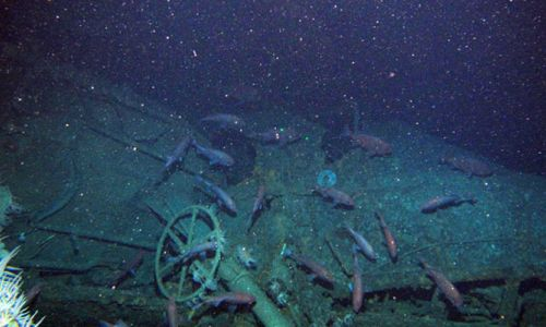 103 yıllık kayıp denizaltı sonunda bulundu